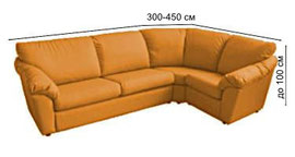 Чехлы на диваны угловые